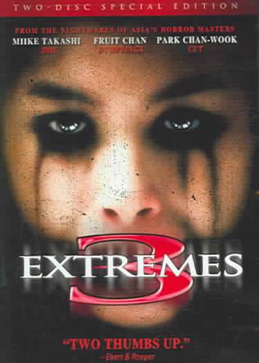 3 EXTREMES BY TAKASHI,MIIKE (DVD)