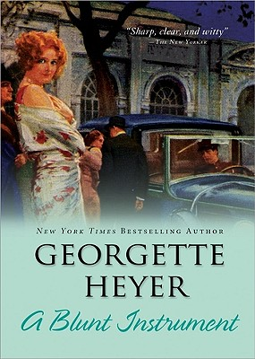 A Blunt Instrument By Heyer, Georgette